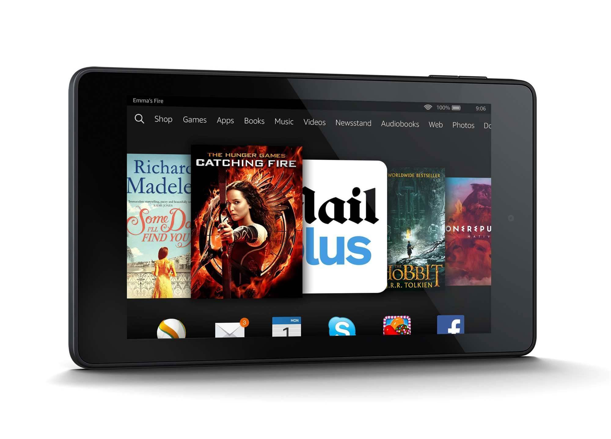 Review: Amazon Fire HD 6