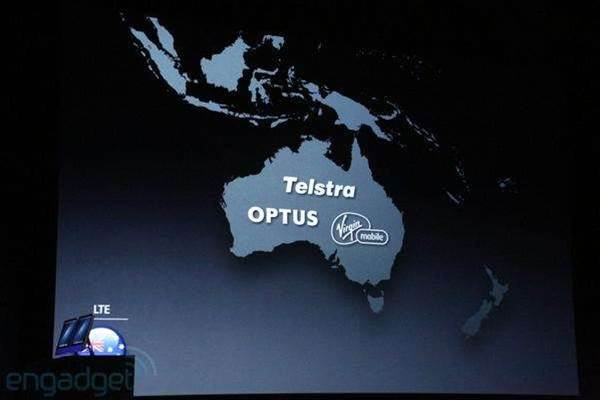 Aussies get 4G treatment for iPhone 5
