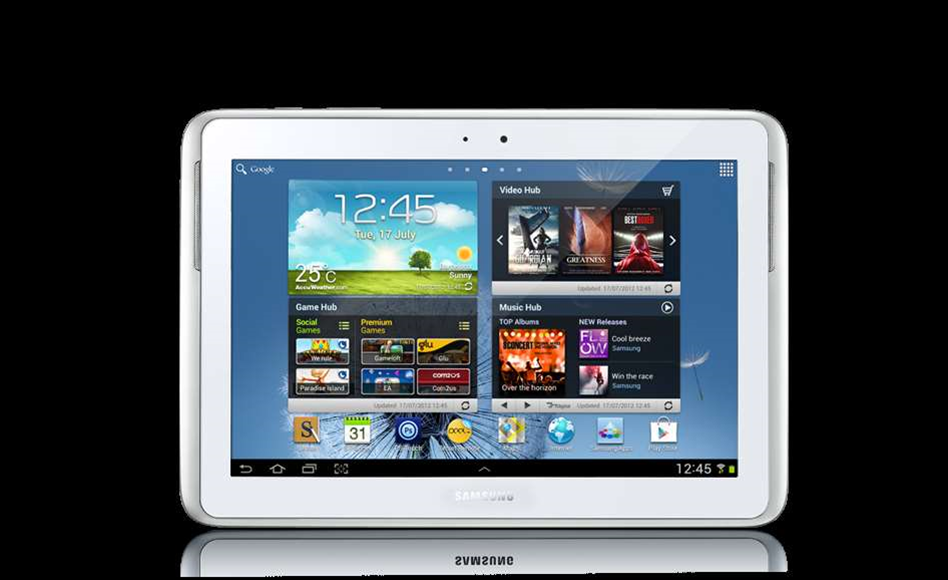 Samsung Galaxy Note 10.1 updated with 4G and Jelly Bean