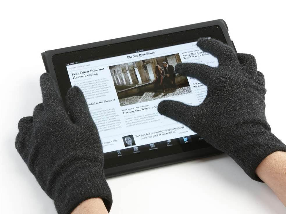 "Agloves - touchscreen friendly winter gloves ""reviewed"""
