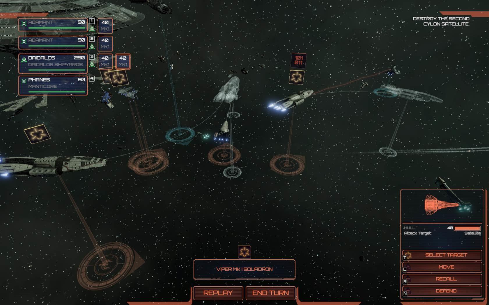 Battlestar Galactica: Deadlock is out this month!