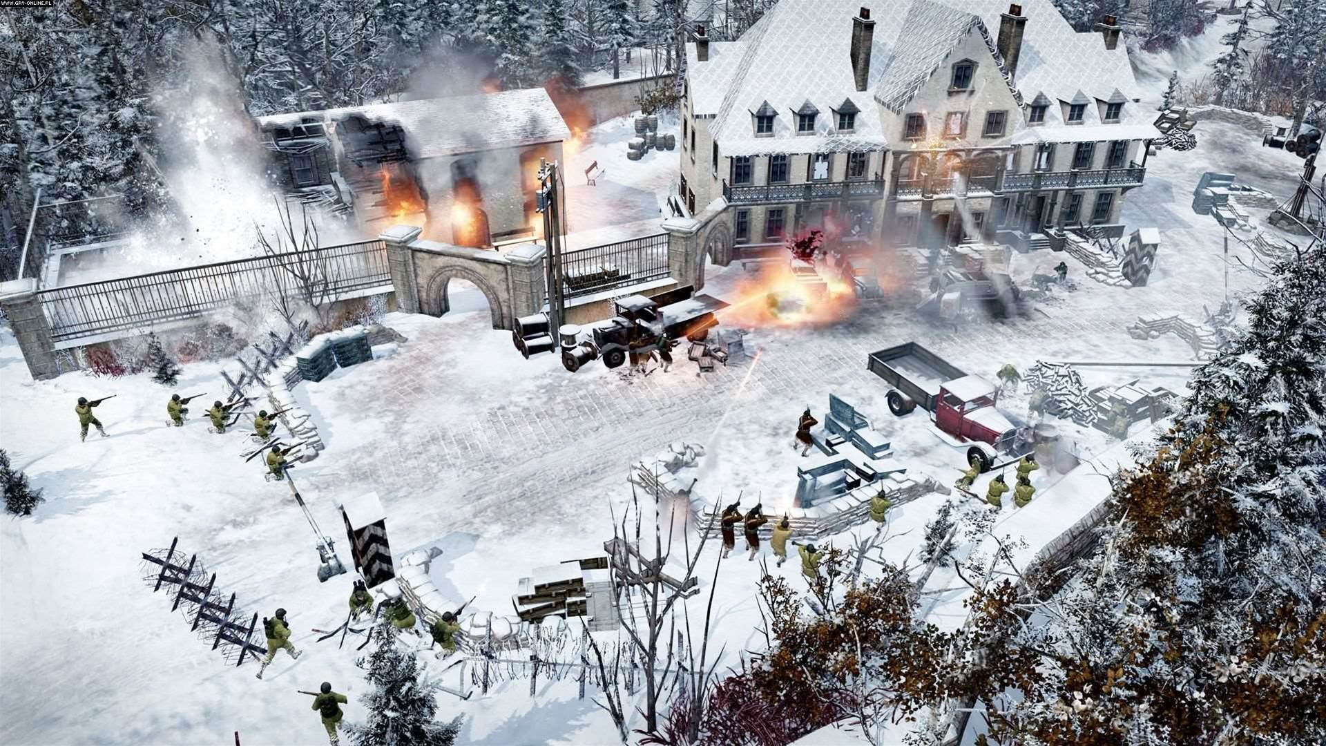 Review: Company of Heroes 2: Ardennes Assault