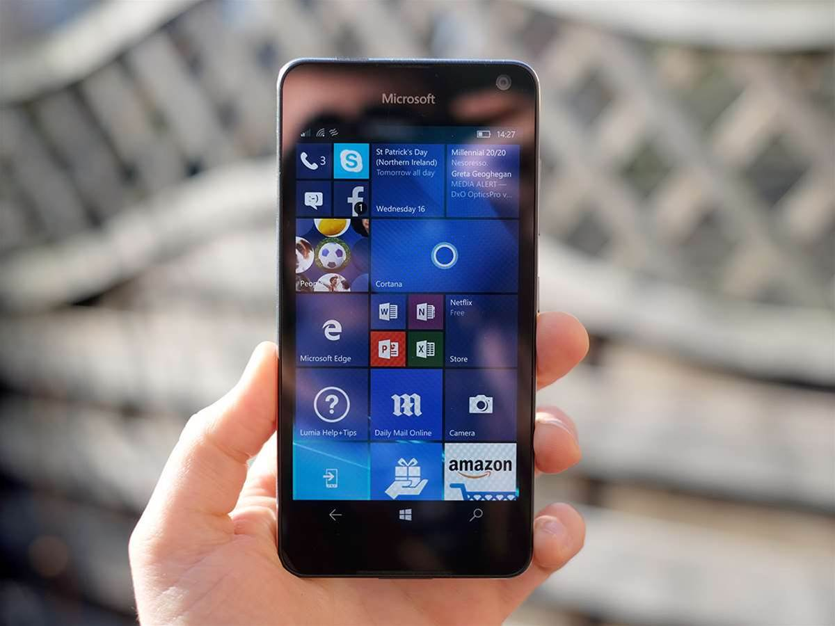Microsoft says Windows Phone isn't a focus right now