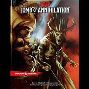 DnD's next big campaign - Tomb of Annihilation - launches today!