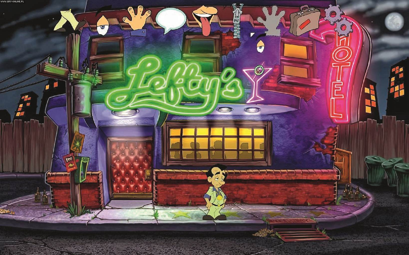 Review: Leisure Suit  Larry – Reloaded