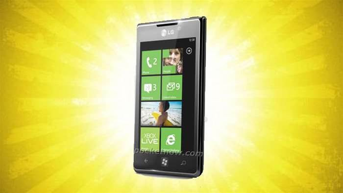 LG Miracle leaked as brightest Windows Phone yet