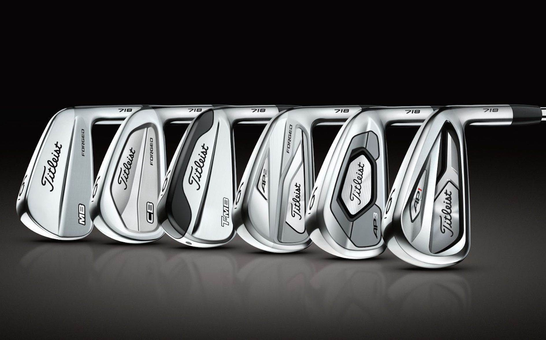 Titleist makes 718 irons official
