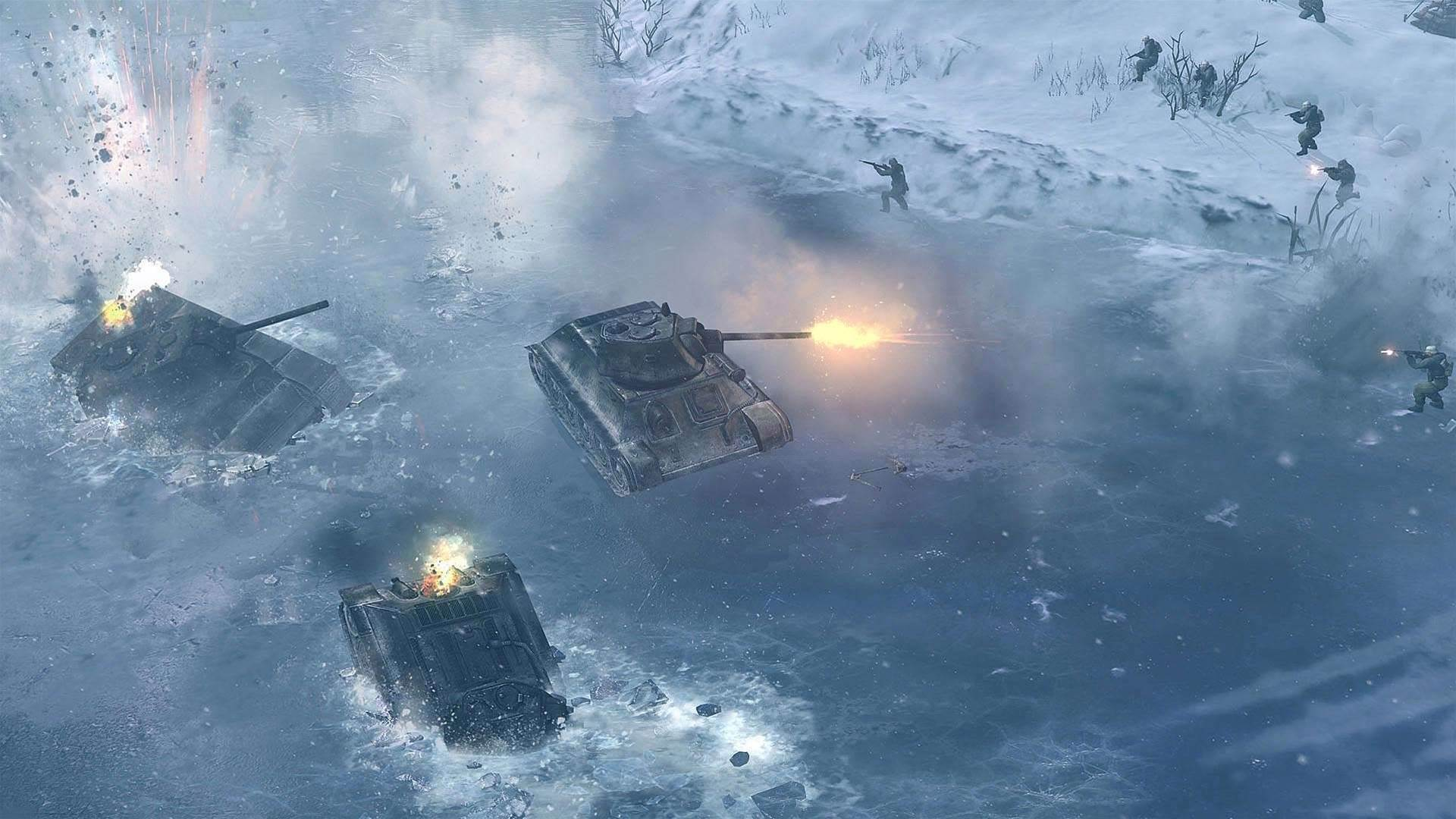Company of Heroes 2 preview - the cold that kills