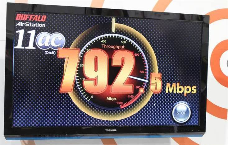 802.11ac routers to hit 800Mbit/sec this year