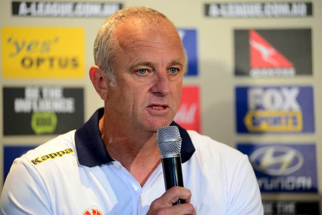 Graham Arnold pleased by Mariners effort