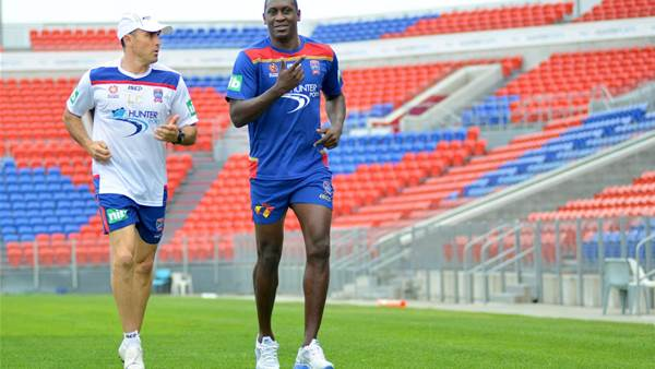 Emile Heskey still a chance to play