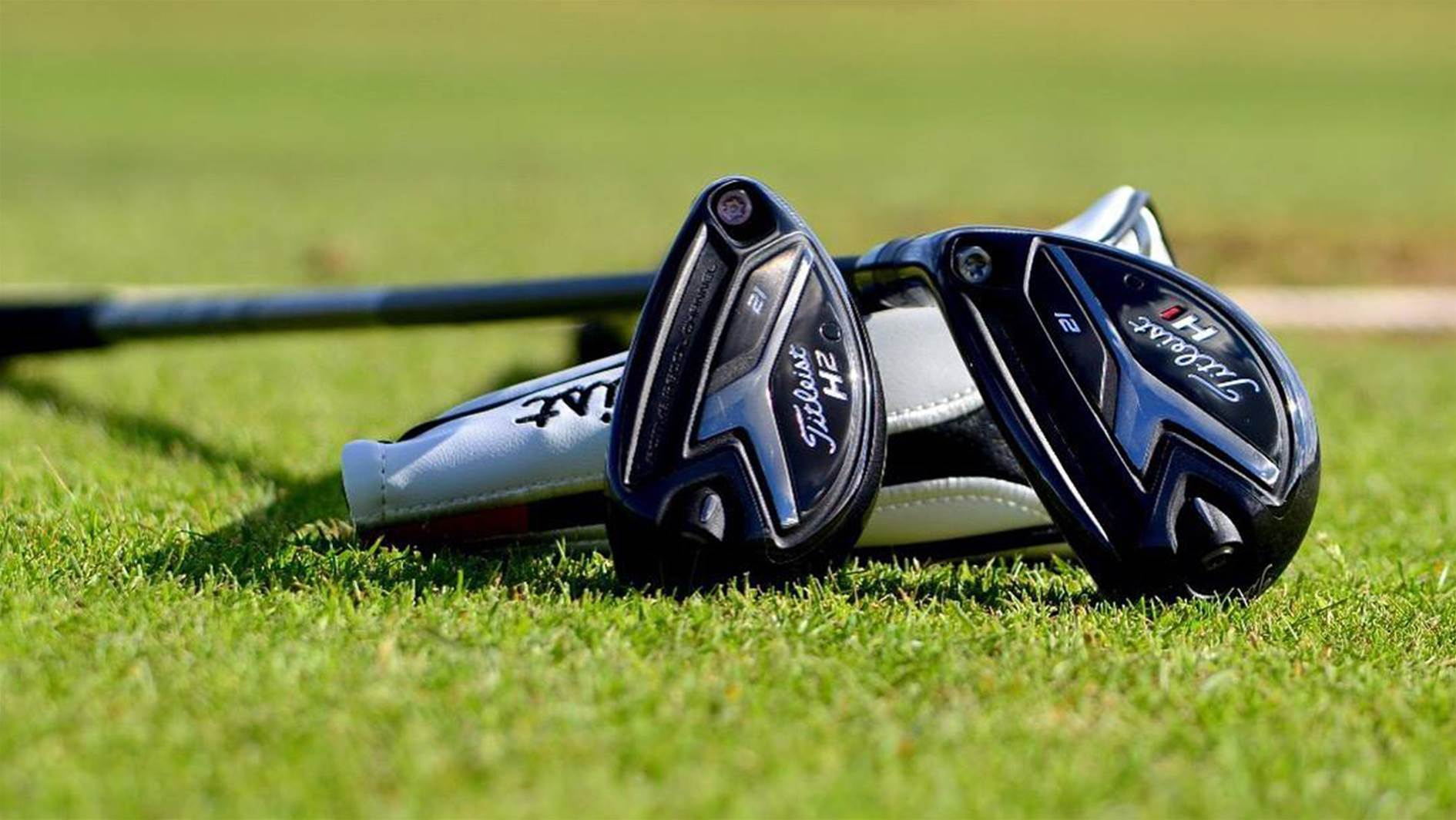 Titleist launch 818 hybrid prototypes on Tour