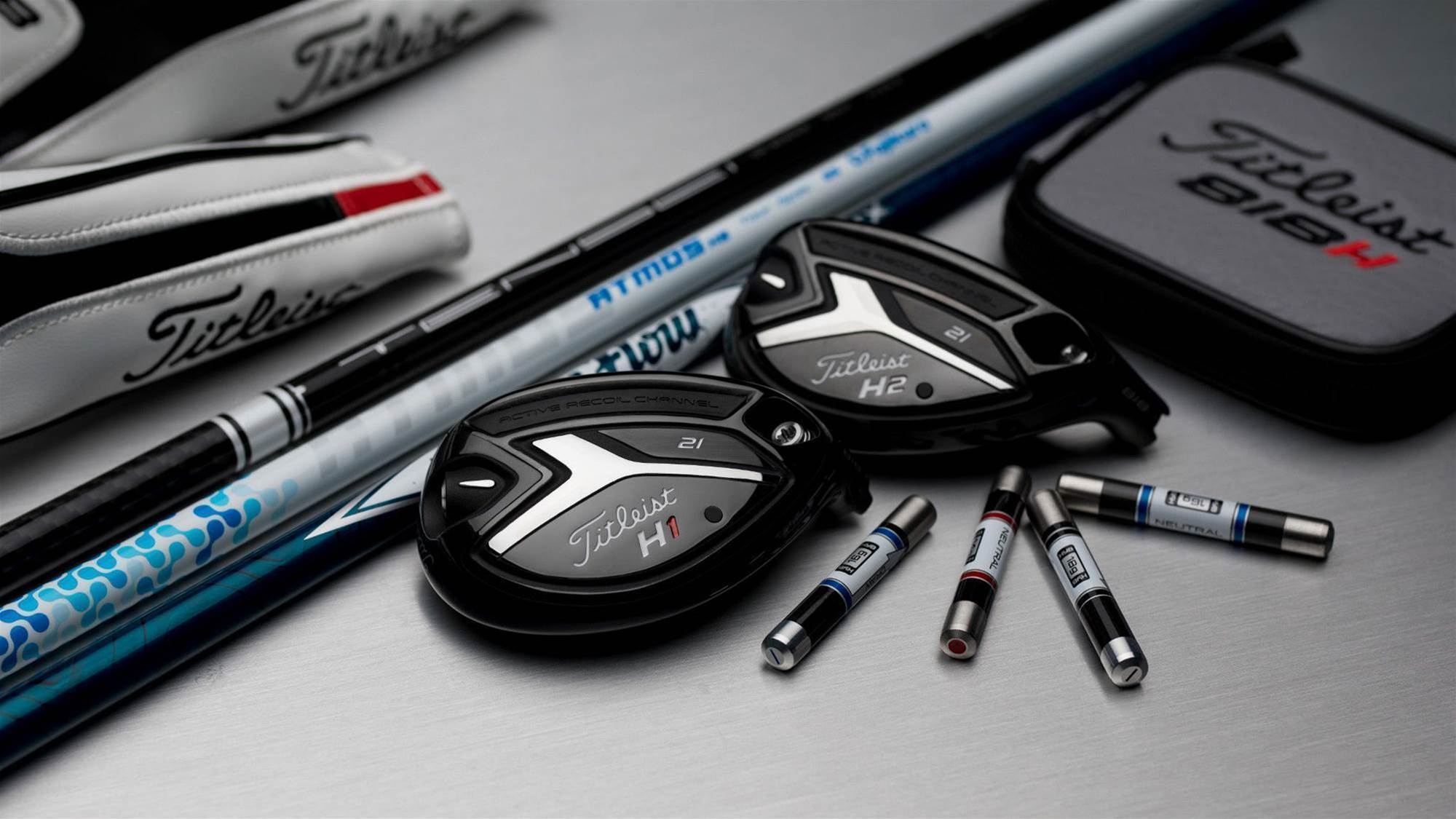 Titleist's new player specific hybrids