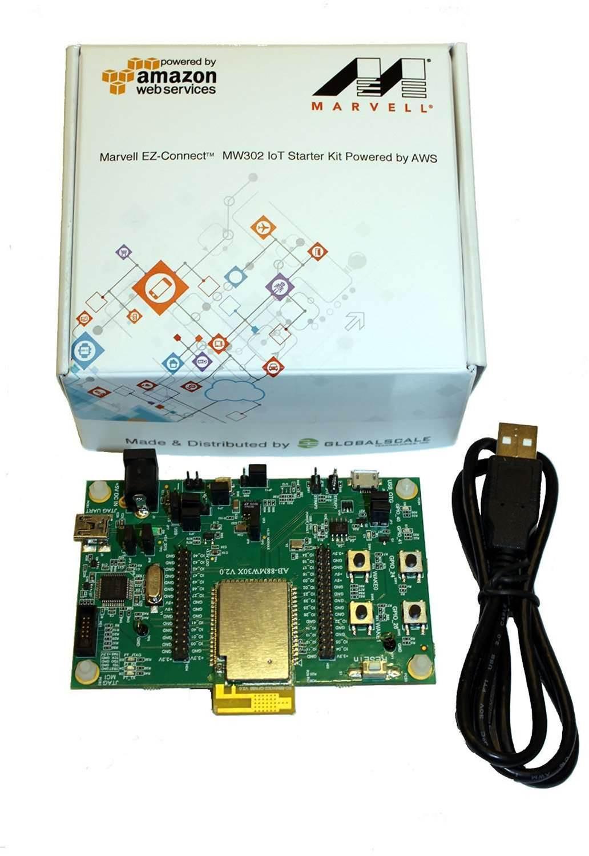 Marvell releases multi-platform IoT starter kits