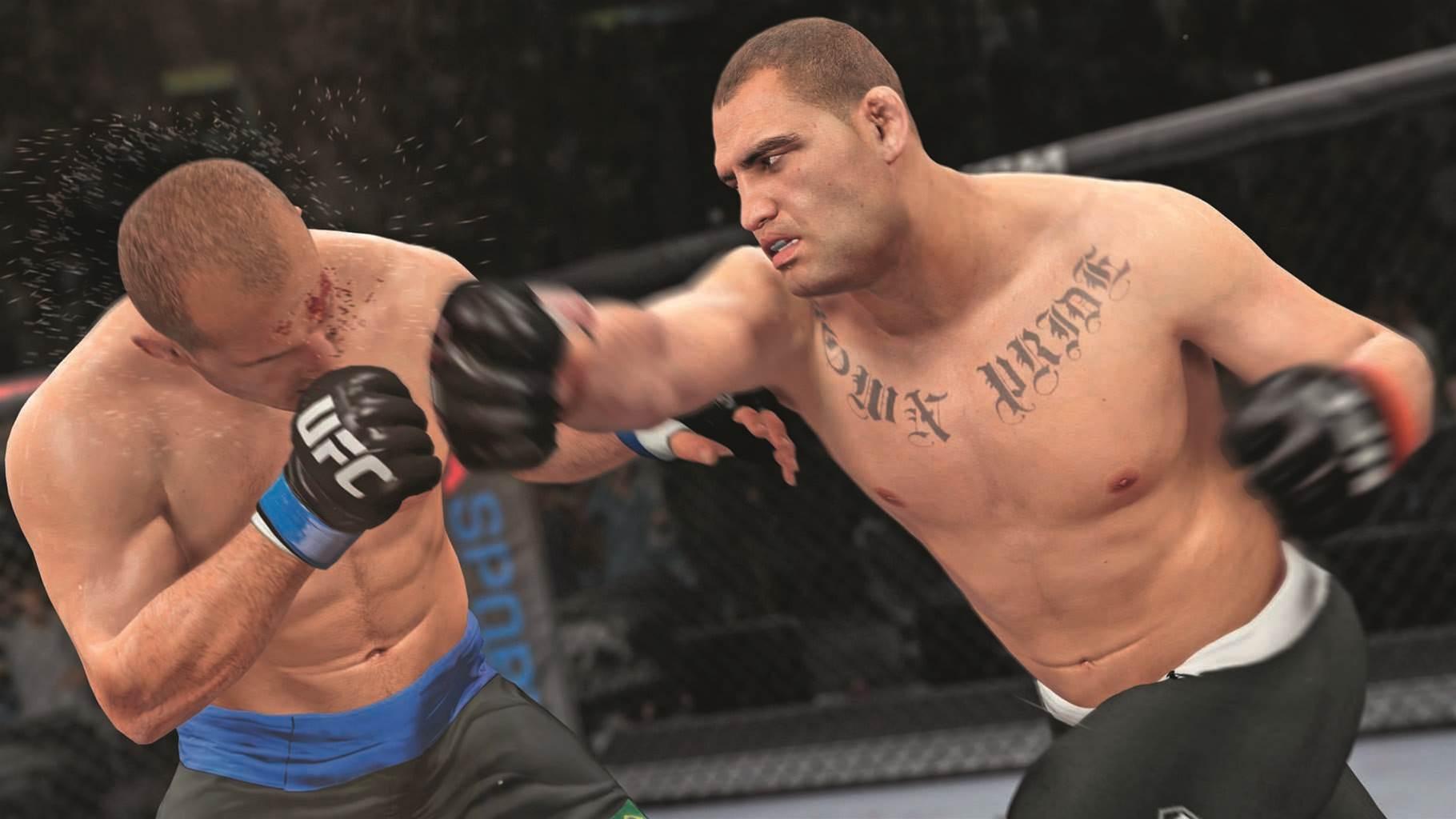 Review: EA Sports UFC