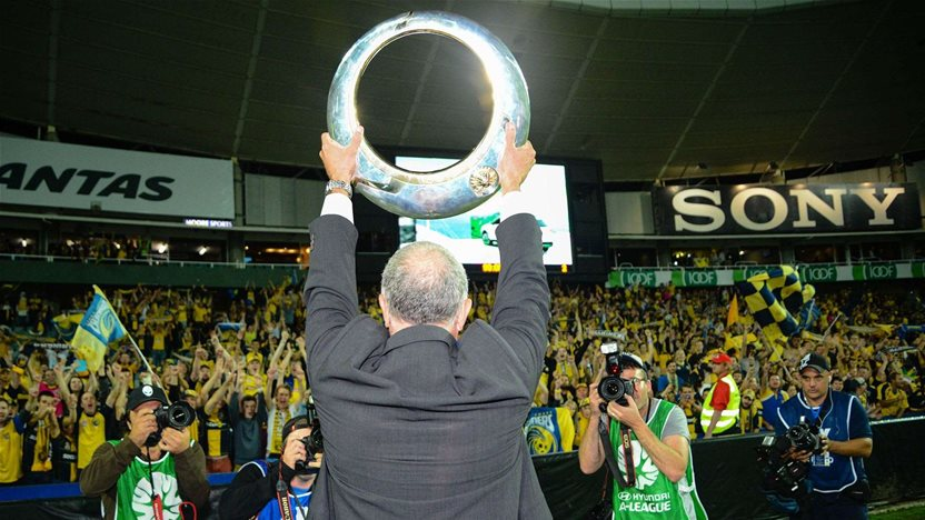 Bad calls, late drama, it's the A-League finals