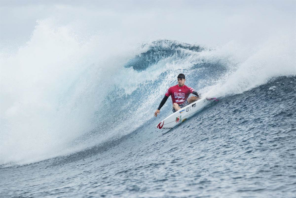 The Billabong Pro Tahiti Match Ratings