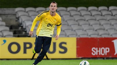 Franjic sidelined for 'up to a month'