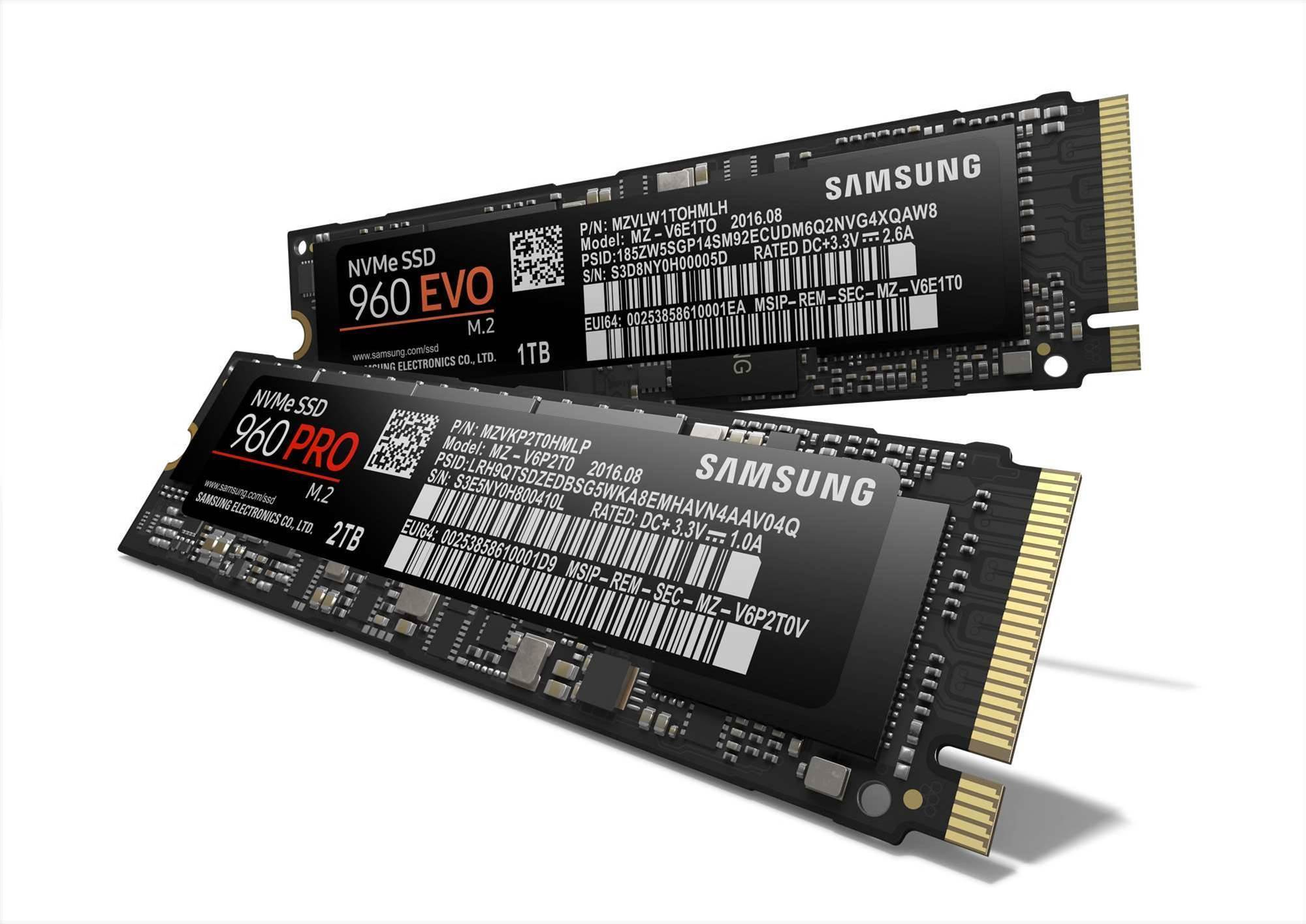 M.2 NVMe SSDs just got a nice speed boost
