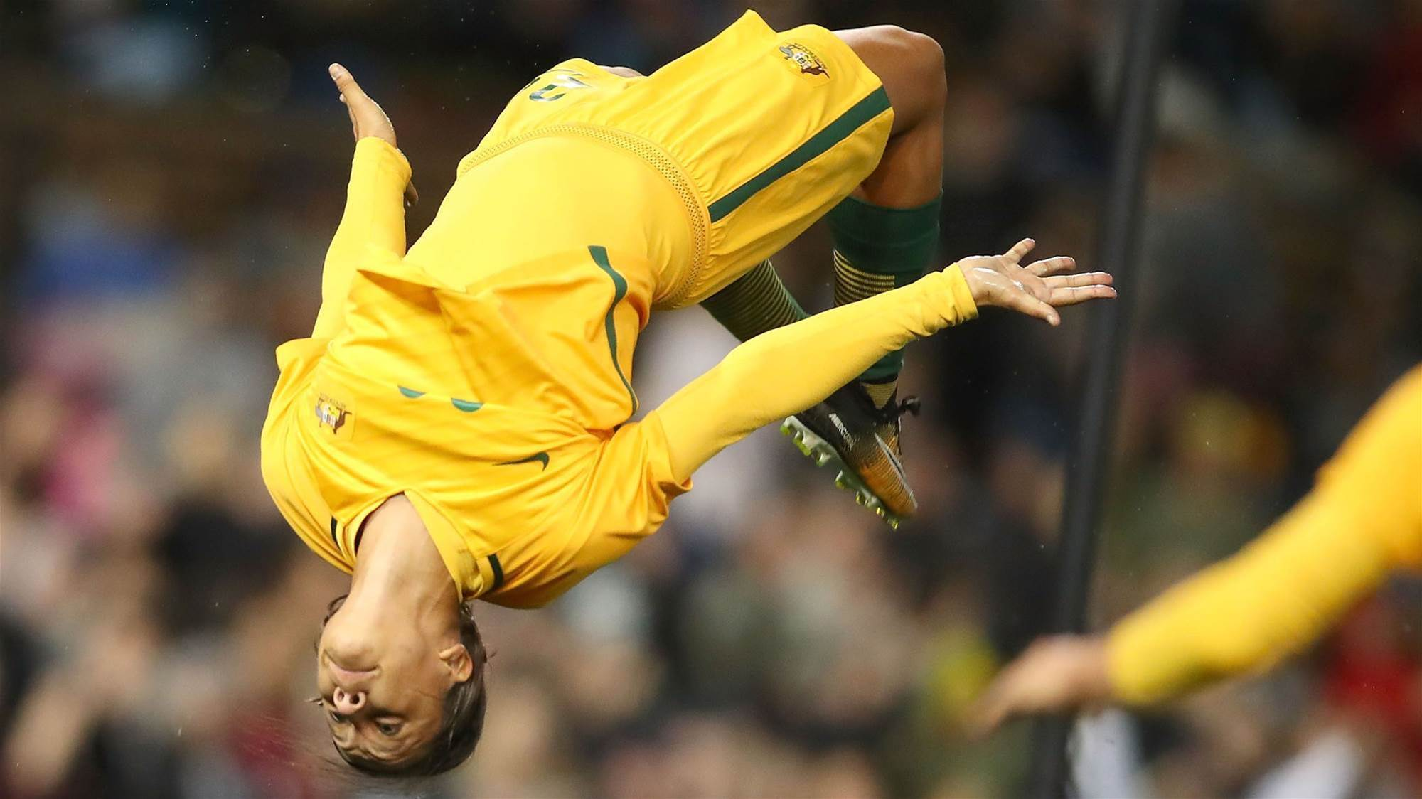 Stats don't lie: was Sam Kerr actually robbed?