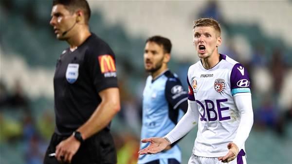 """Unacceptable"" - A-League releases statement on VAR"
