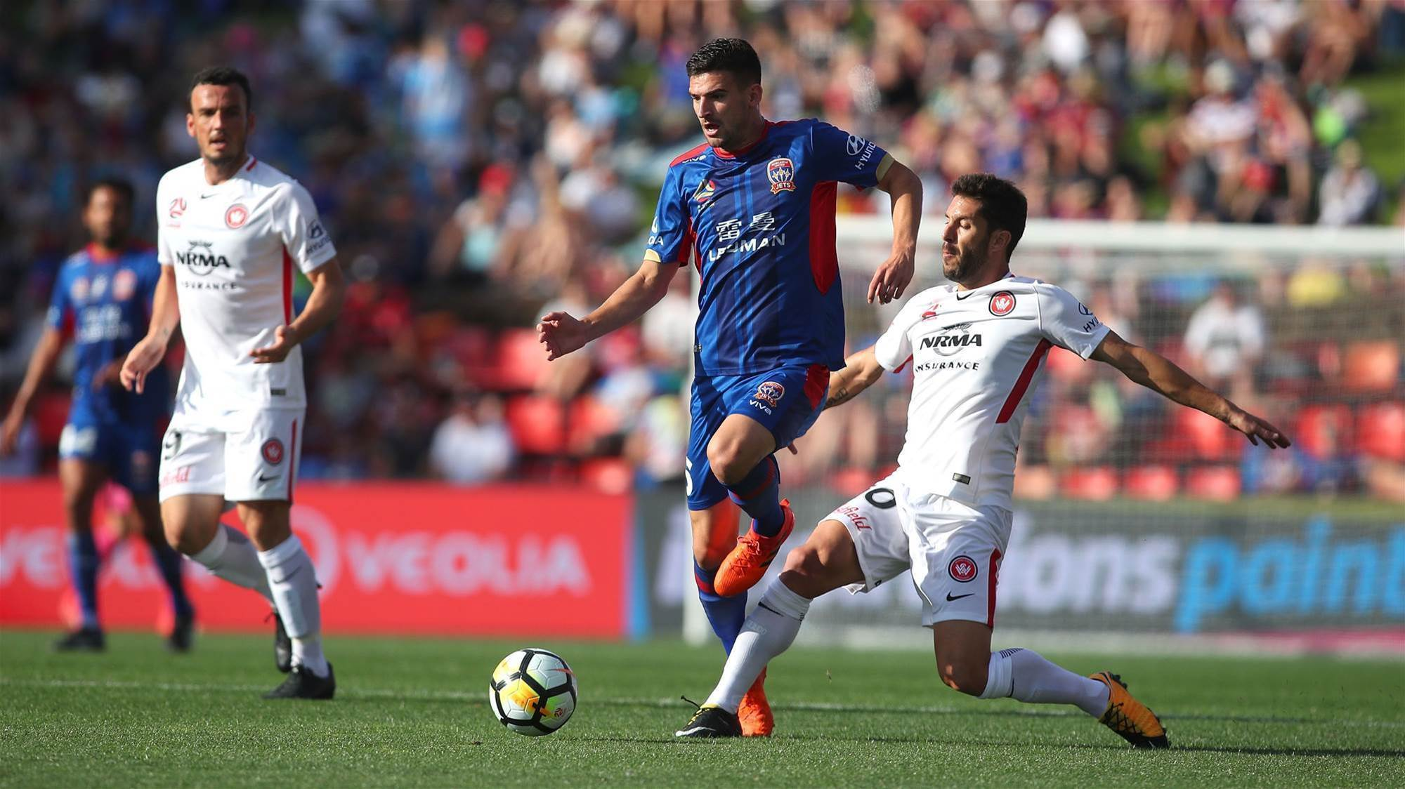 Newcastle Jets vs Western Sydney Wanderers player ratings