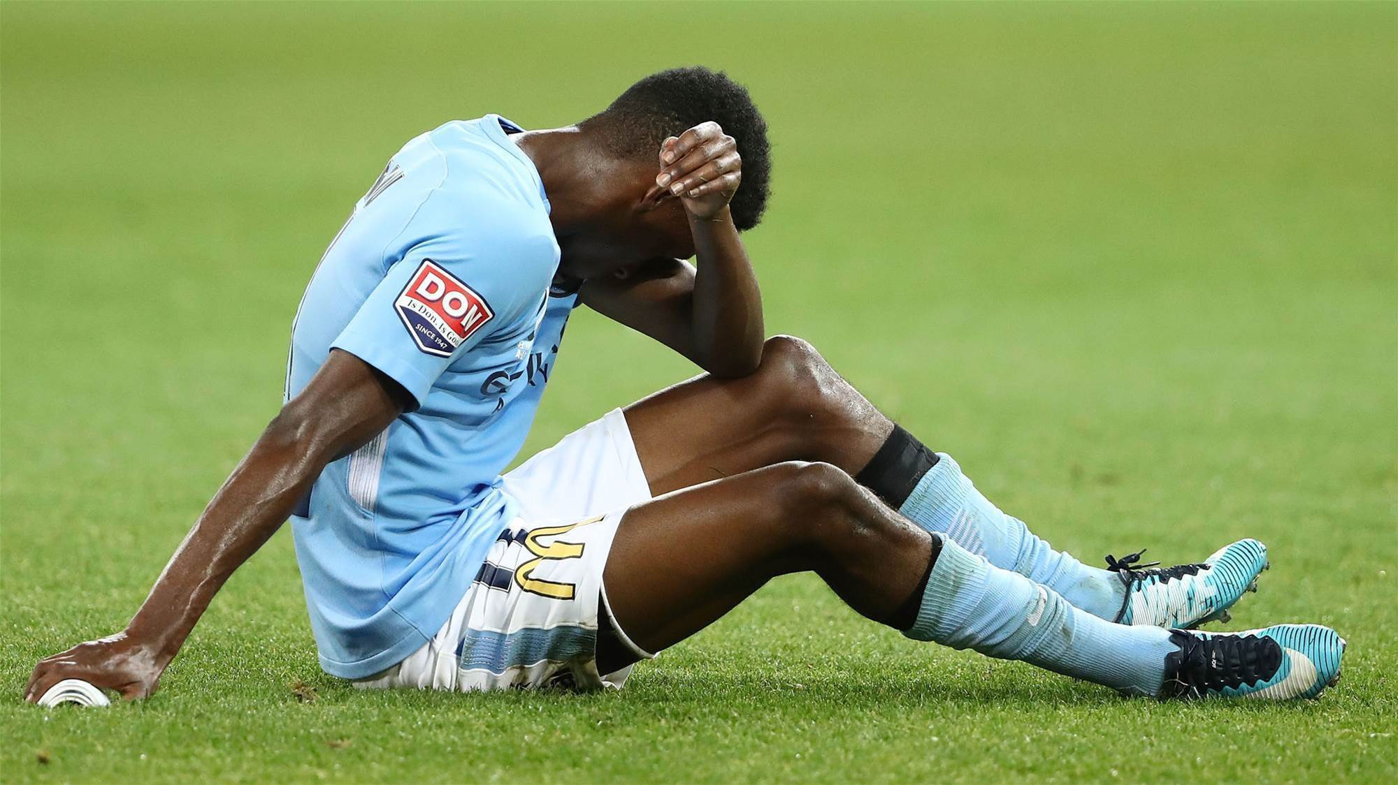 """I feel really s**t"" - Melbourne City draw against Western Sydney Wanderers"