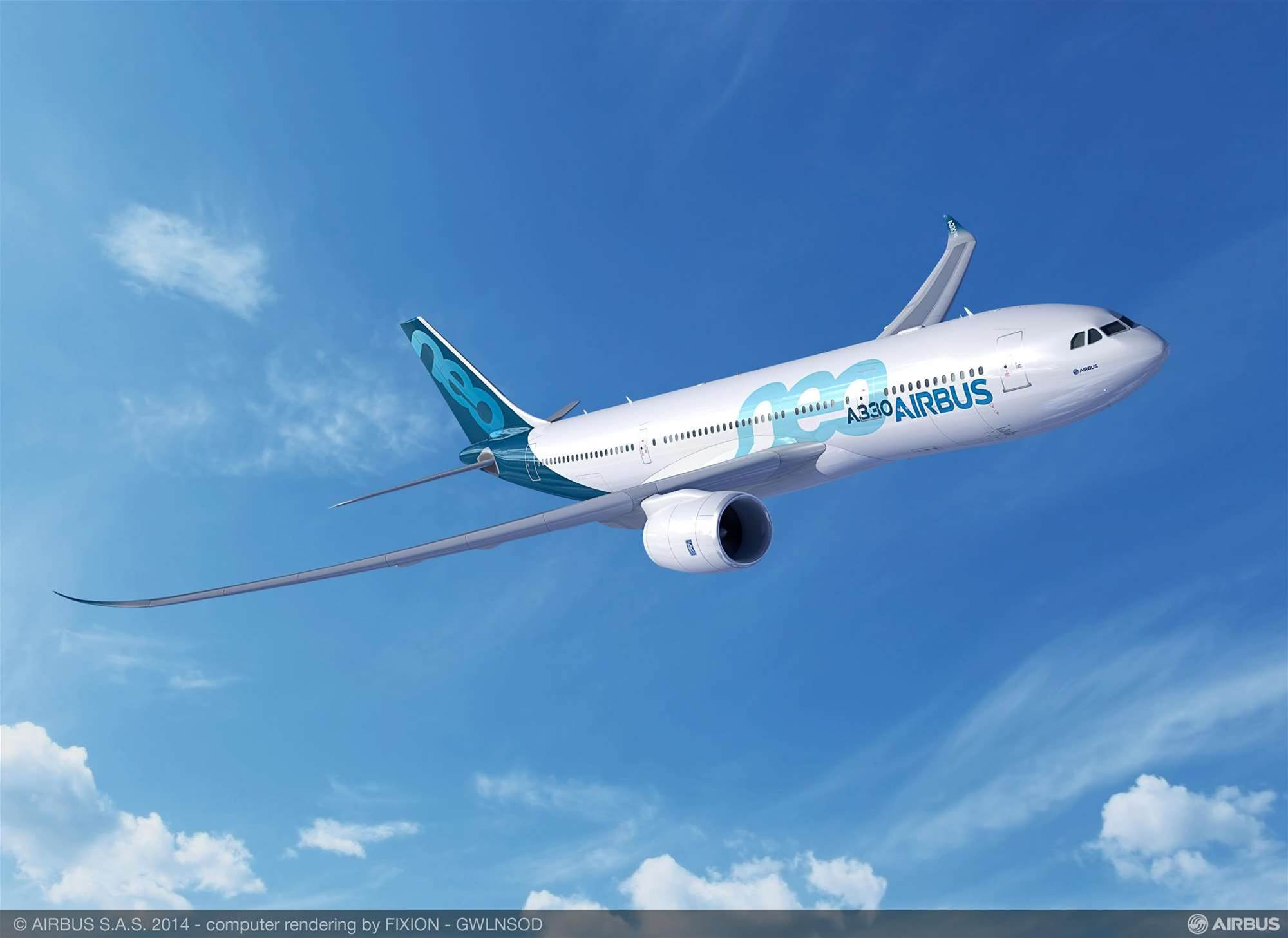 Airbus reveals IoT strategy