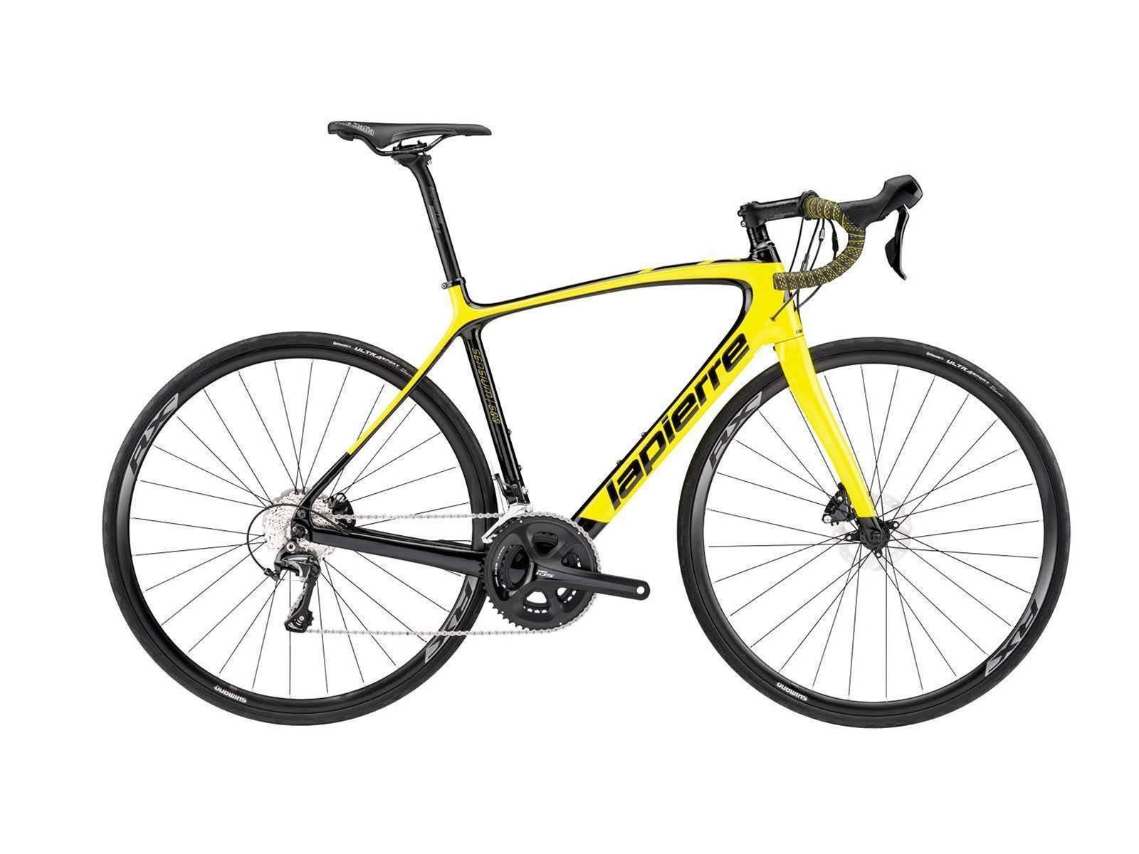 What's hot: Disc brake bikes