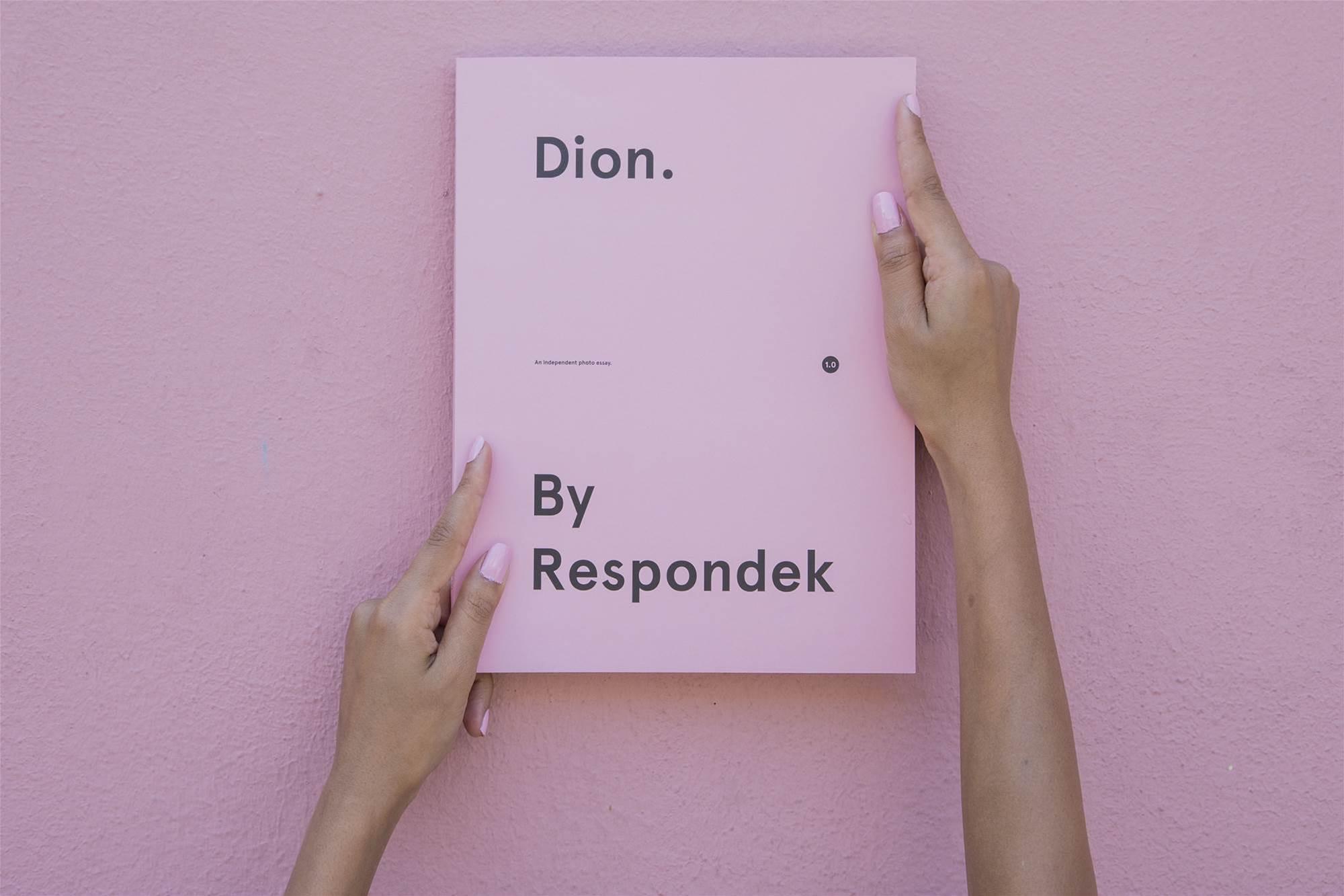 John Respondek announces the launch of 'Dion. By Respondek'