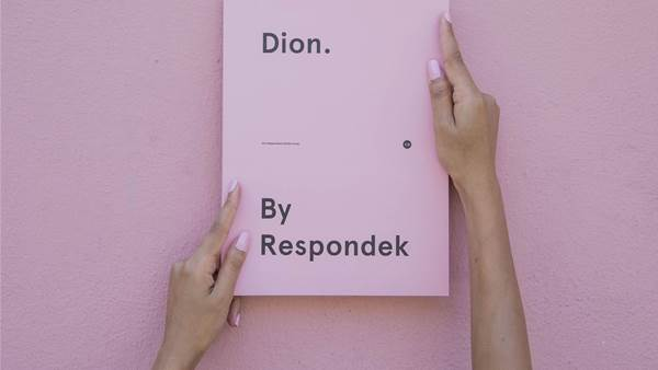 John Respondek announces the launch of 'Dion. By Respondek'