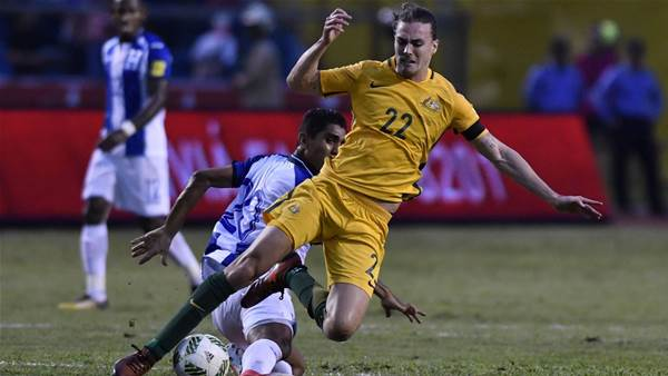 """They were there for the taking"": Socceroos leave Honduras deadlocked"