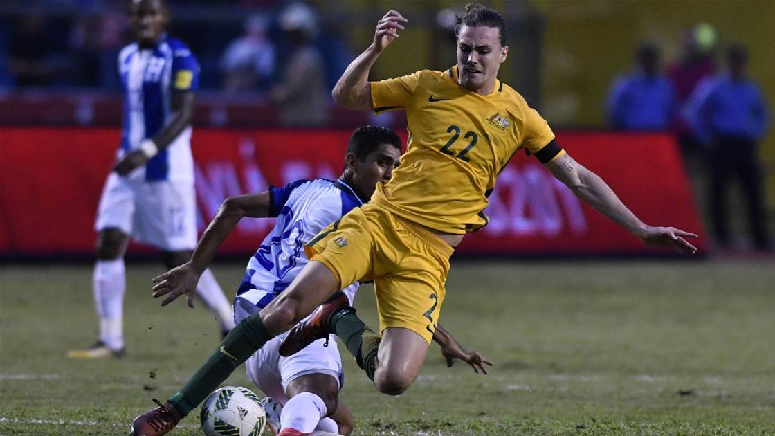 """""""They were there for the taking"""": Socceroos leave Honduras deadlocked"""