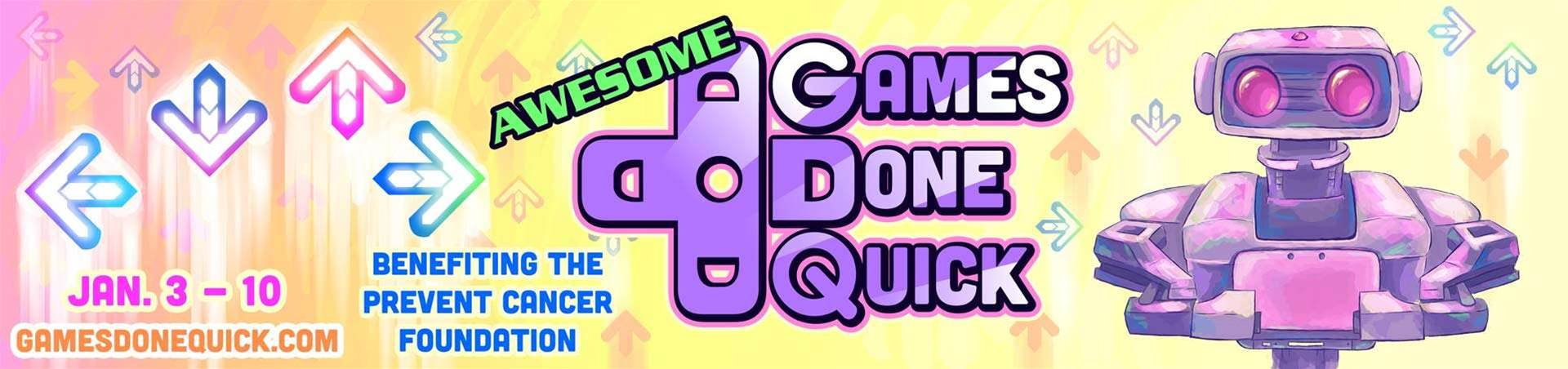 AGDQ's best make a tonne of charity cash