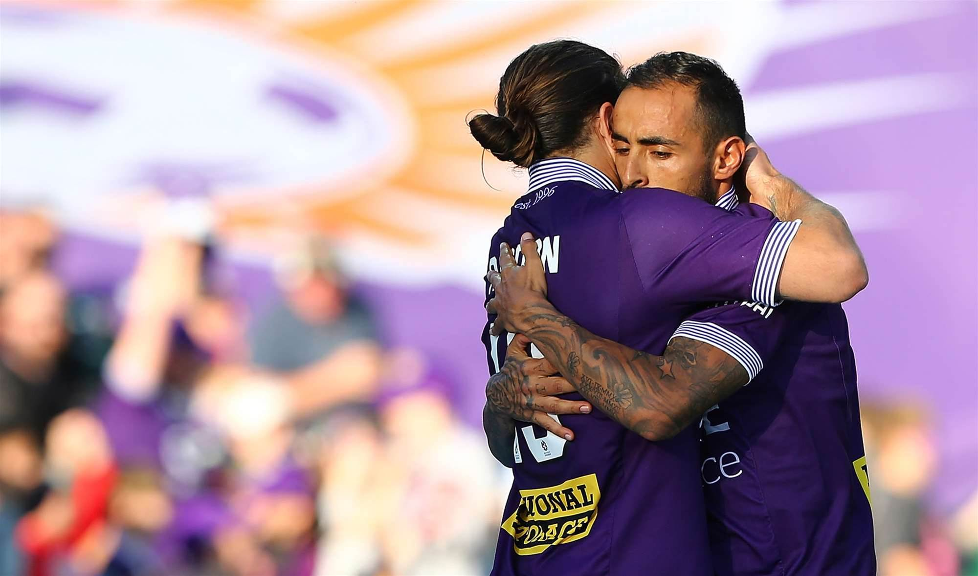 Glory Nix first win of campaign