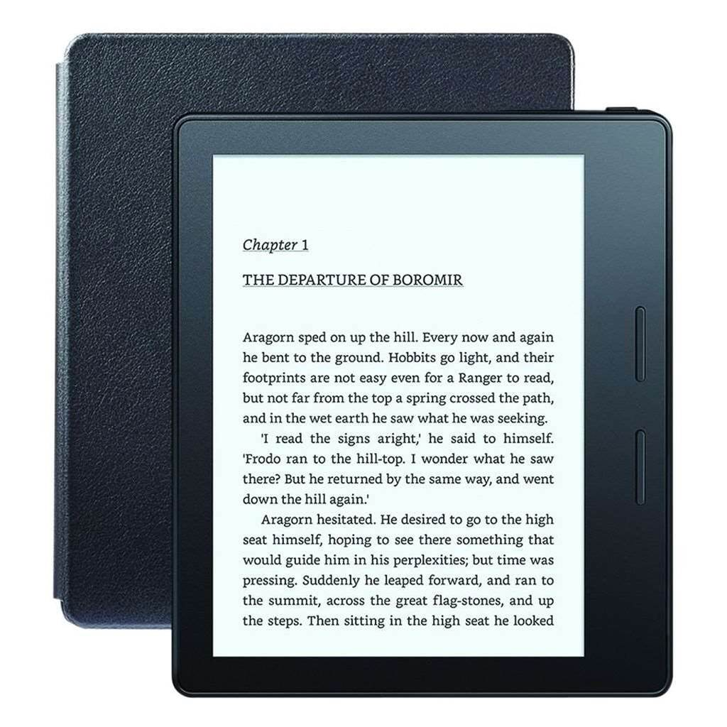 Review: Amazon Kindle Oasis