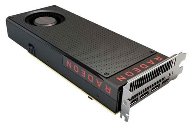 AMD's Radeon RX 480 is focused firmly on virtual reality