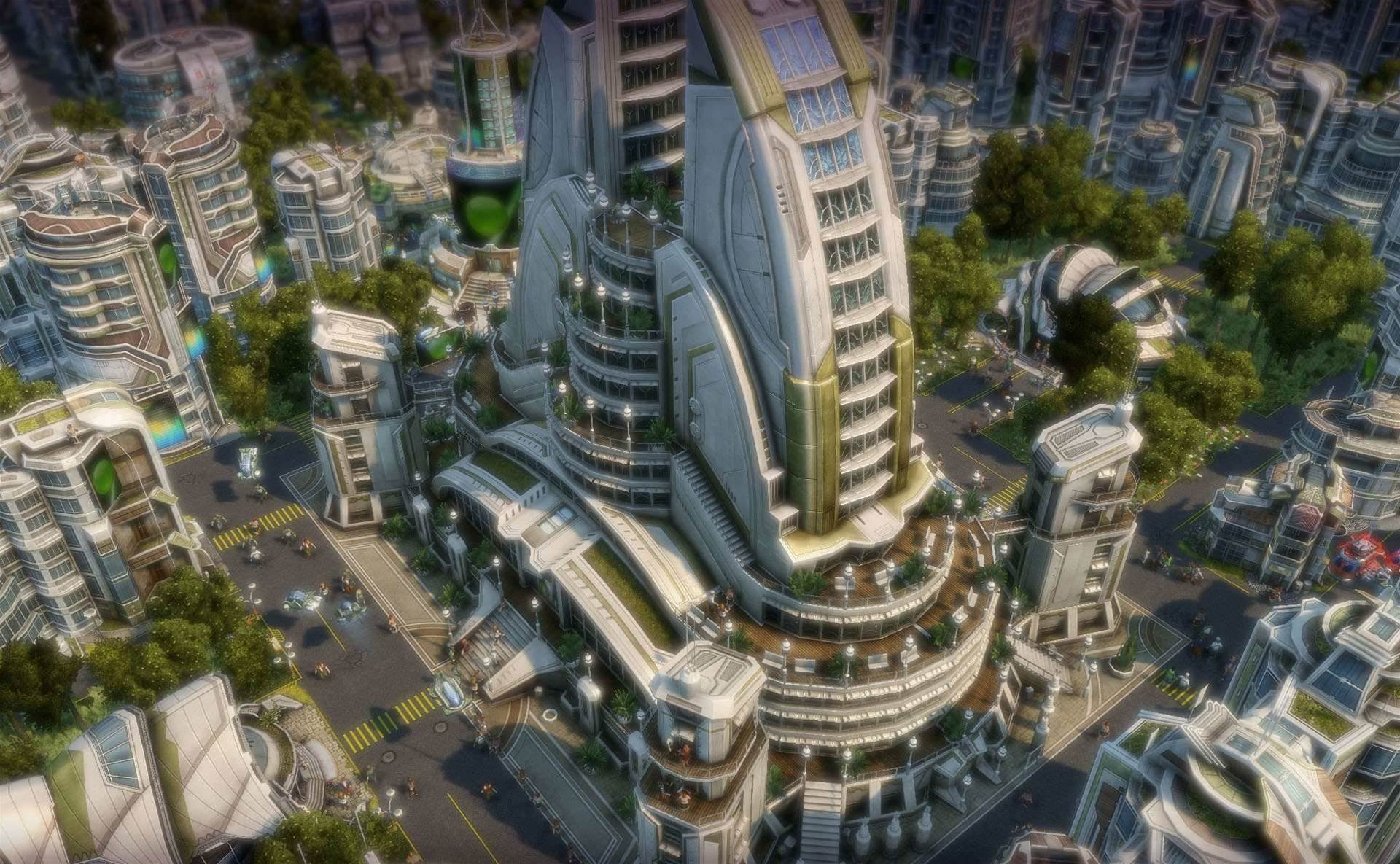 New Anno 2070 DLC packed with irony