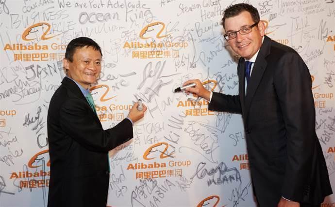 Alibaba opens first Australian office