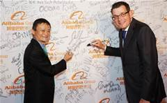 Alibaba opens first Australian office