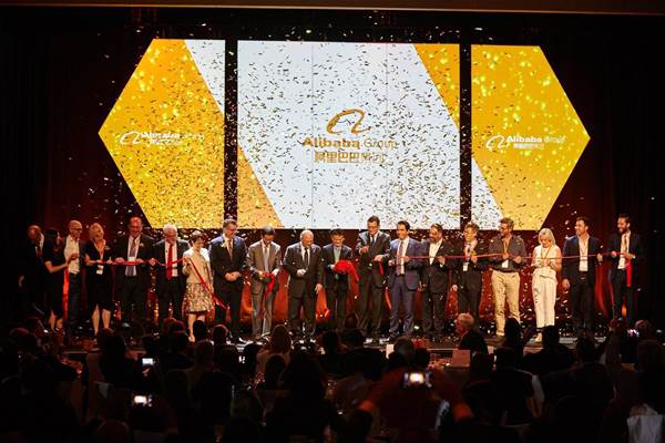 E-commerce giant Alibaba Group officially lands in Australia with Melbourne office