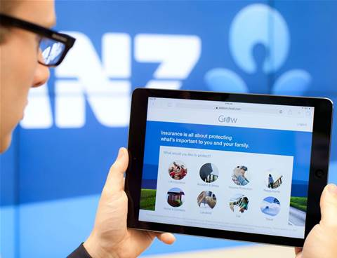 ANZ Bank in process automation push