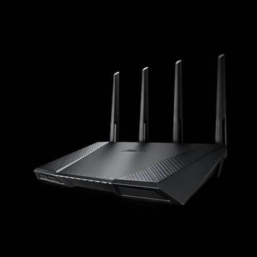 Network routers could leak data from LED lights