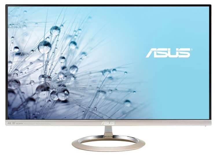 We should be seeing Asus' new MX27UQ UHD monitor soon