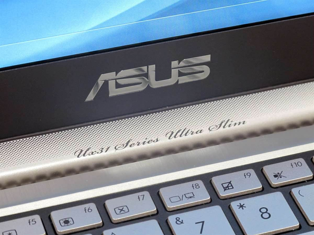 First Look: ASUS' 13in UX31 Ultrabook