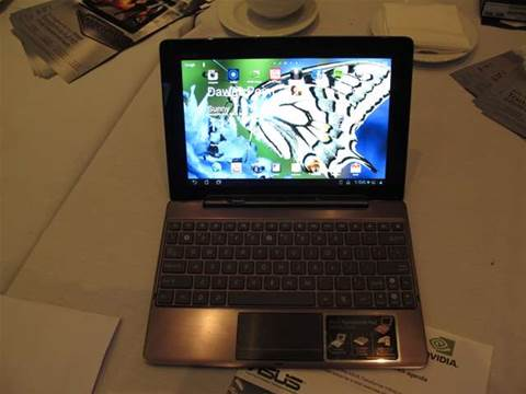 One big reason the ASUS Transformer Pad Infinity is worth looking at