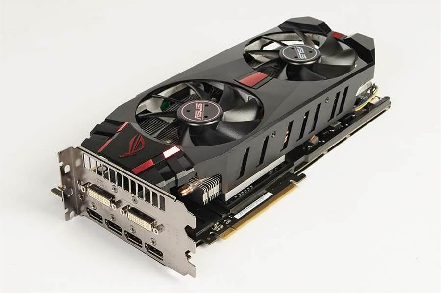 ASUS HD7970 Matrix review