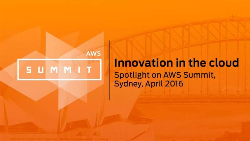 AWS Summit 2016