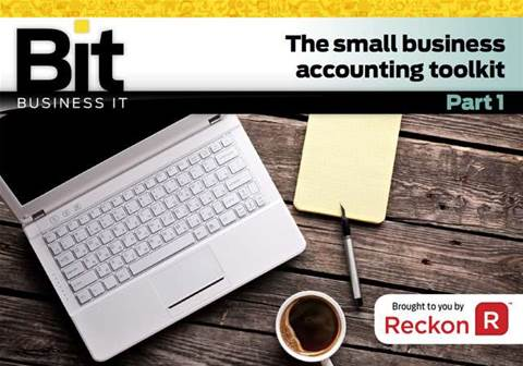 The small business accounting toolkit - Part 1