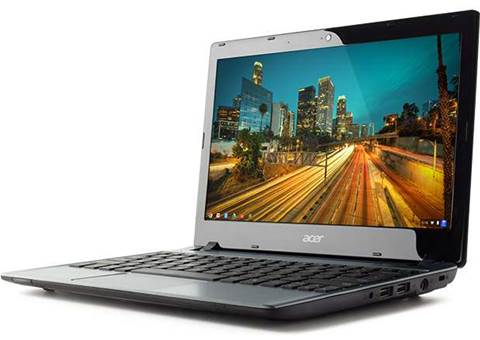 Review: Acer C7 Chromebook